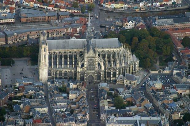 Celebra catedrala din Amiens