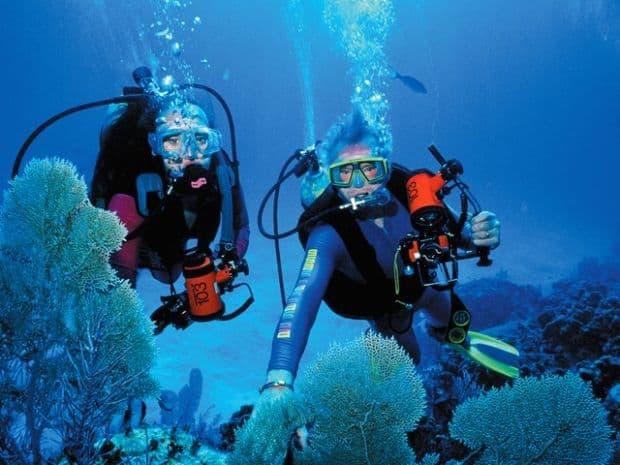 In Bora Bora amatorii de suba diving vor gasi fericirea