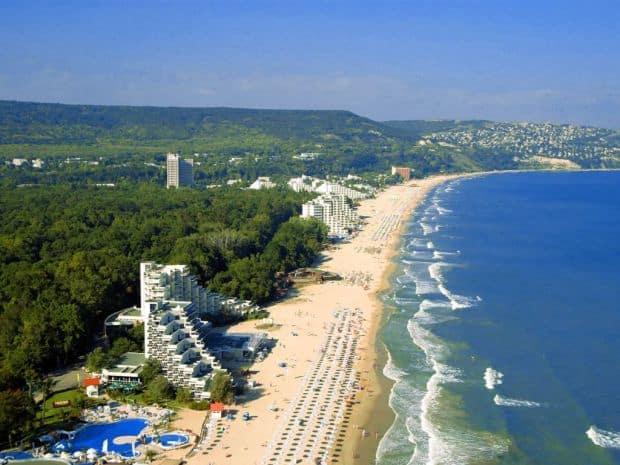 sunny beach 3