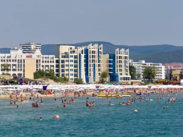 sunny beach1 sunny beach Sunny Beach, sau cum sa ai parte de soare in Bulgaria sunny beach1