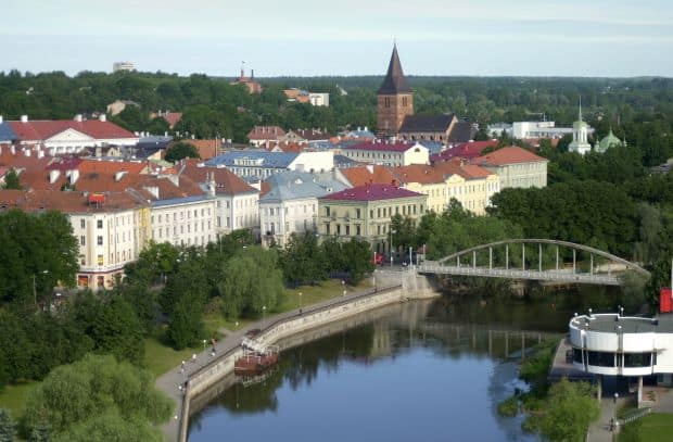 Estonienii au si ei o nestemata ascunsa: Tartu