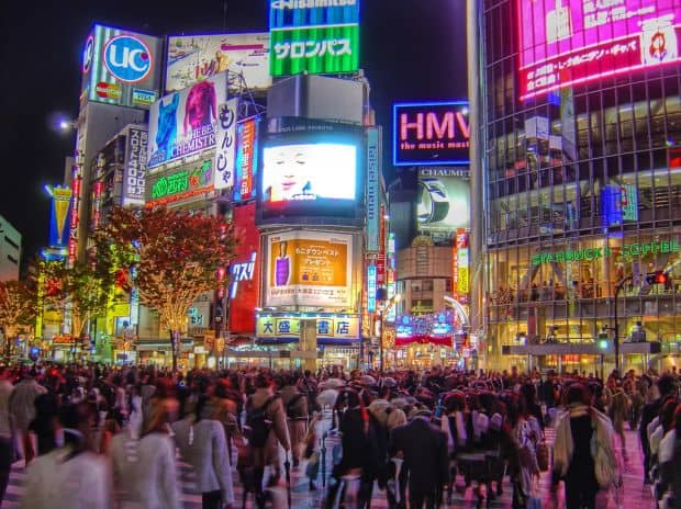 tokyo  Top 10 destinatii pentru familii tokyo