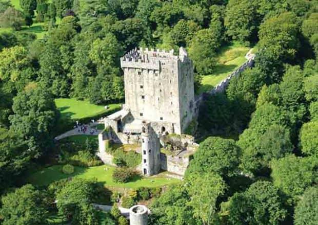 Blarney. Irlanda in stare pura