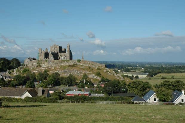 Fortareata Cashel