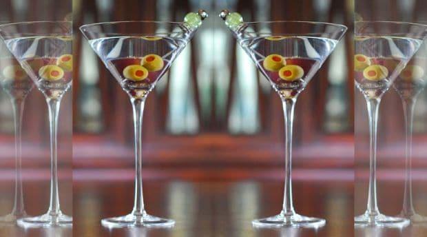 Vodca Martini