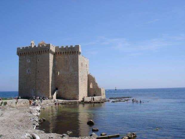 Fortareata de pe Île St. Honorat