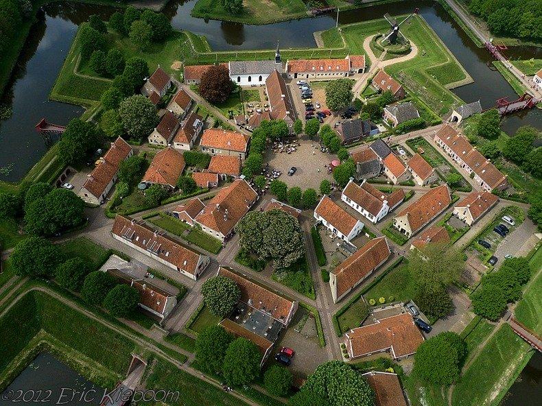 Bourtange3  Bourtange: fortareata olandeza in forma de stea Bourtange3
