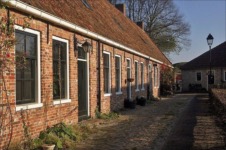 Bourtange5  Bourtange: fortareata olandeza in forma de stea Bourtange5