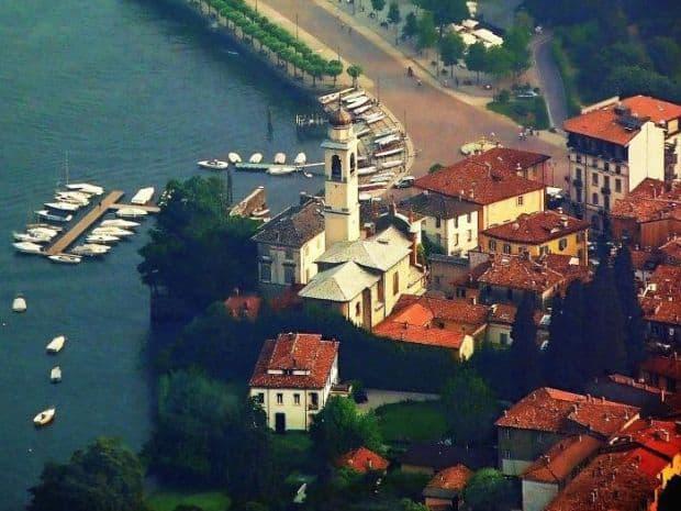 Cernobbio lacul como Lacul Como: o destinatie de clasa Cernobbio