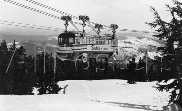 Mt. Hood  Cele mai frumoase telegondole din lume Mt