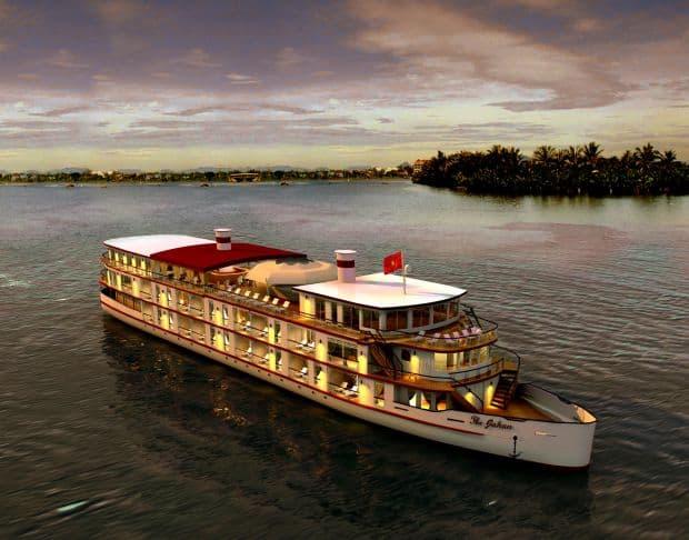 Croaziera pe Mekong