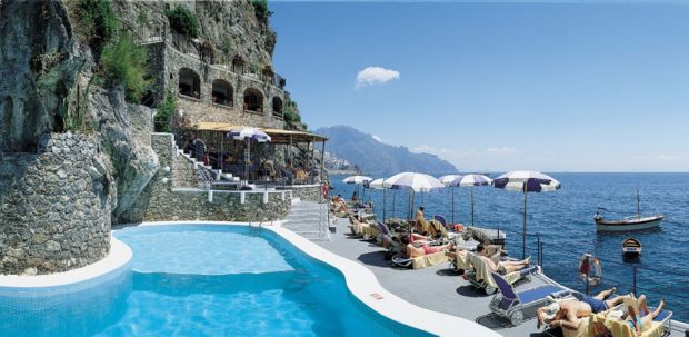 Luxosul hotel Santa Caterina  Coasta Amalfi, splendoarea vestica a Italiei santa caterina1