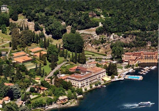 Villa d'Este, imaginea luxului
