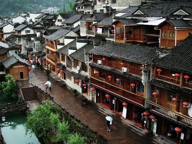 Fenghuang10 Fenghuang, orasul inghetat in timp Fenghuang, orasul inghetat in timp Fenghuang10