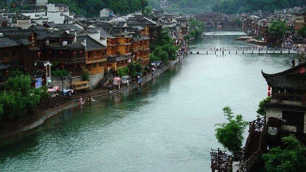 Fenghuang11 Fenghuang, orasul inghetat in timp Fenghuang, orasul inghetat in timp Fenghuang11