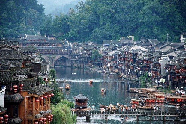 Fenghuang2 Fenghuang, orasul inghetat in timp Fenghuang, orasul inghetat in timp Fenghuang2
