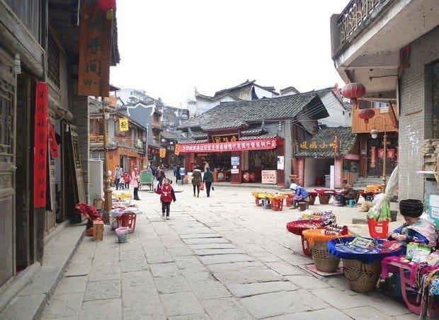 Fenghuang7 Fenghuang, orasul inghetat in timp Fenghuang, orasul inghetat in timp Fenghuang7
