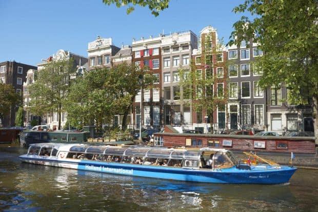 Croaziera pe canale amsterdam Atractii turistice alternative in Amsterdam canale