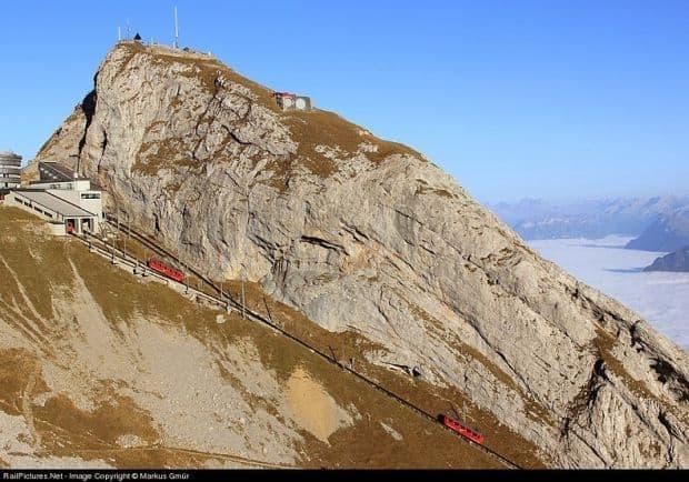 cf6 Cea mai abrupta cale ferata din lume Cea mai abrupta cale ferata din lume cf6