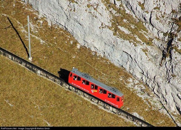cf7 Cea mai abrupta cale ferata din lume Cea mai abrupta cale ferata din lume cf7