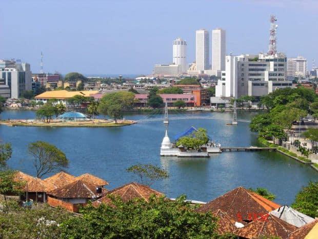Colombo, actuala capitala