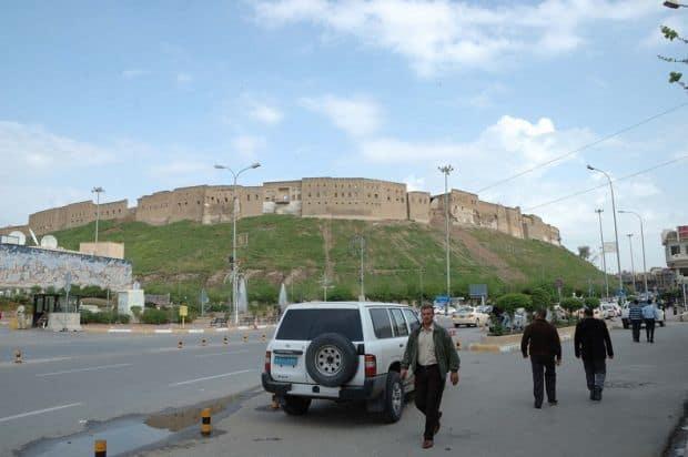 erbil3 Orasul-citadela Erbil, din Irak Orasul-citadela Erbil, din Irak erbil3