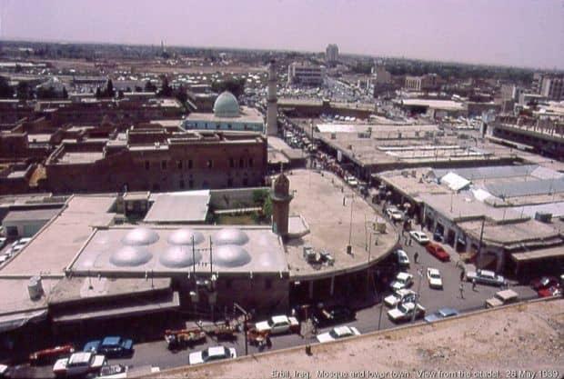 erbil4 Orasul-citadela Erbil, din Irak Orasul-citadela Erbil, din Irak erbil4