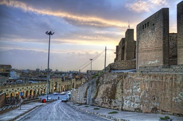erbil6 Orasul-citadela Erbil, din Irak Orasul-citadela Erbil, din Irak erbil6