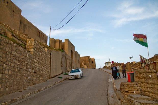 erbil7 Orasul-citadela Erbil, din Irak Orasul-citadela Erbil, din Irak erbil7
