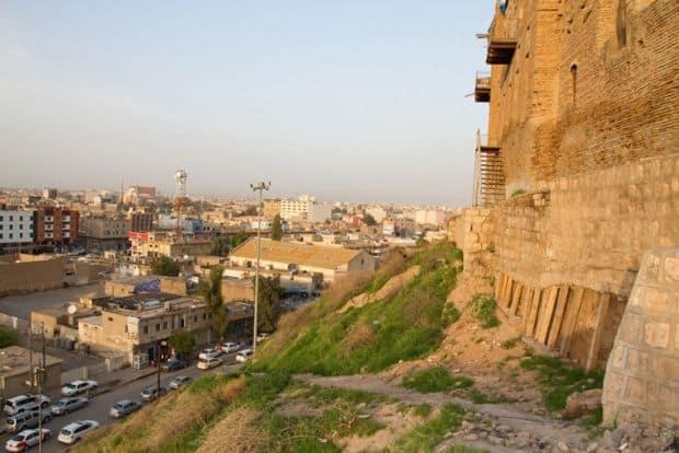 erbil8 Orasul-citadela Erbil, din Irak Orasul-citadela Erbil, din Irak erbil8