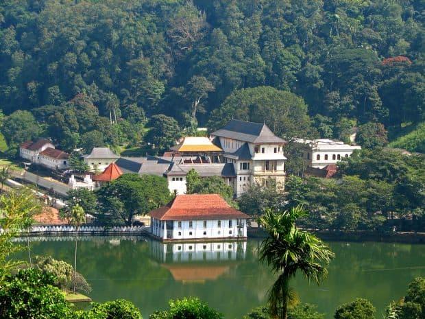 Kandy, fosta capitala