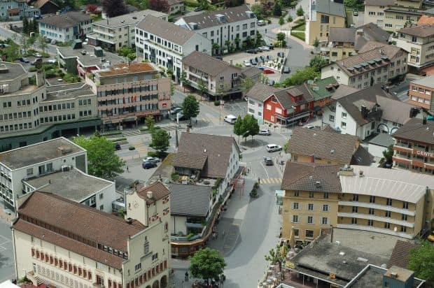 Centrul Vaduzului