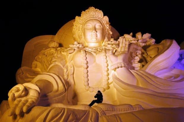 10 Sculpturi magice la Festivalul de la Harbin Sculpturi magice la Festivalul de la Harbin 101