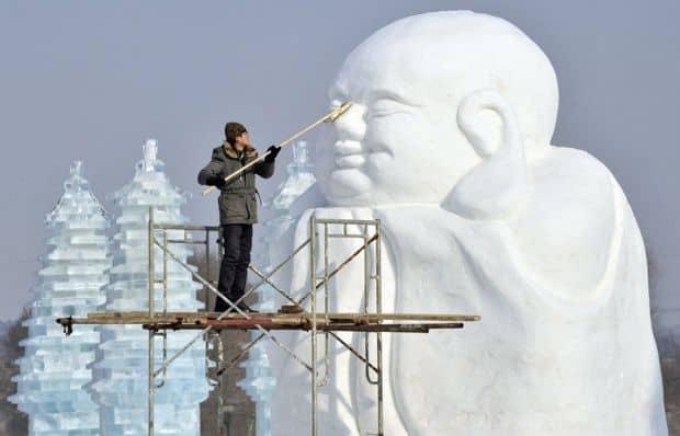 5 Sculpturi magice la Festivalul de la Harbin Sculpturi magice la Festivalul de la Harbin 51