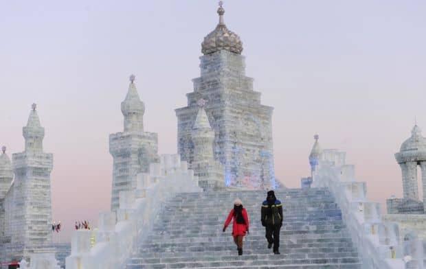 7 Sculpturi magice la Festivalul de la Harbin Sculpturi magice la Festivalul de la Harbin 7