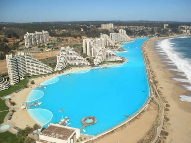 Algarrobo: fa sex in cea mai mare piscina din lume!