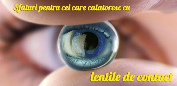 lentile contact
