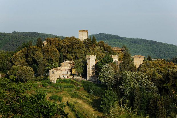 Castelul din Panzano