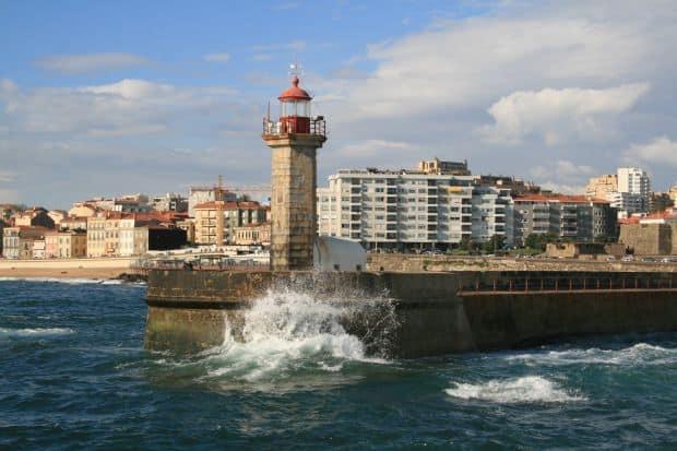 Foz do Douro porto Ce sa faci si ce sa vezi in Porto Foz do Douro