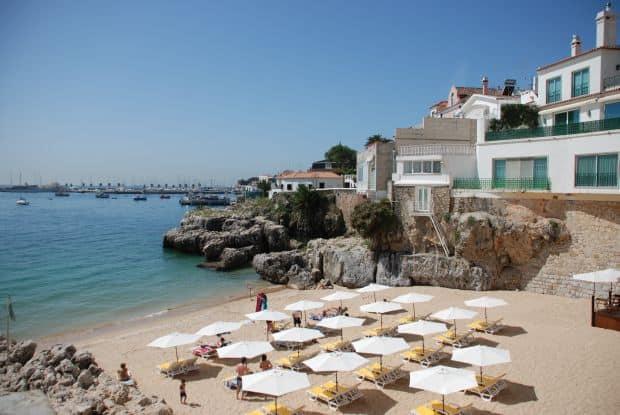 Praia da Rainha cele mai bune plaje din portugalia Cele mai bune plaje din Portugalia Praia da Rainha