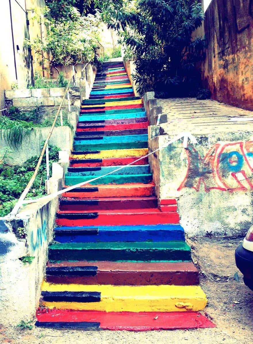 11 Cele mai frumoase scari din lume Cele mai frumoase scari din lume 11