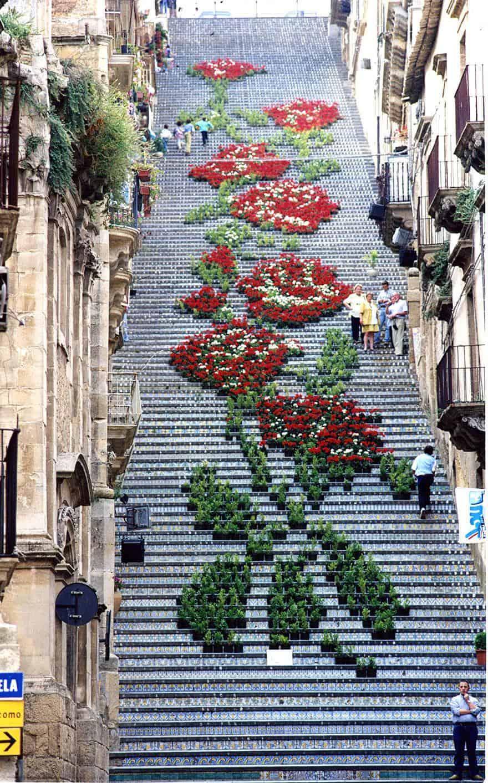 13 Cele mai frumoase scari din lume Cele mai frumoase scari din lume 13