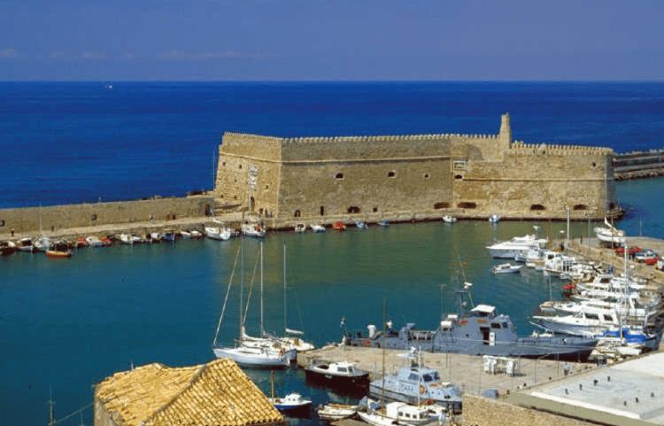 Heraklion, capitala Cretei  Ruxandra - Calator in jurul lumii. Ep. 4: Creta heraklion