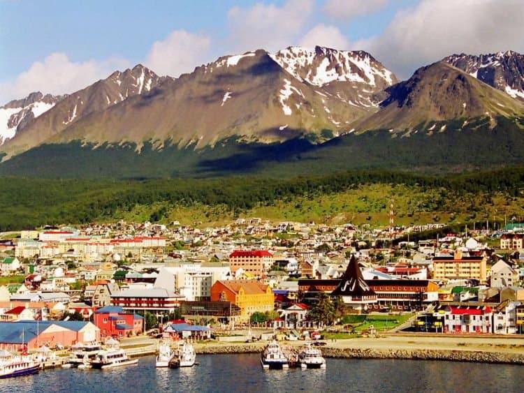 Ushuaia top 10 atractii turistice in argentina Top 10 atractii turistice in Argentina ushuaia