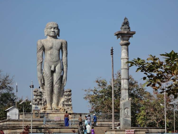 Statuia Gomateshwara