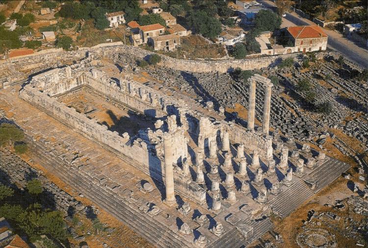 Templul lui Apollo  Didim, soare si istorie didim6
