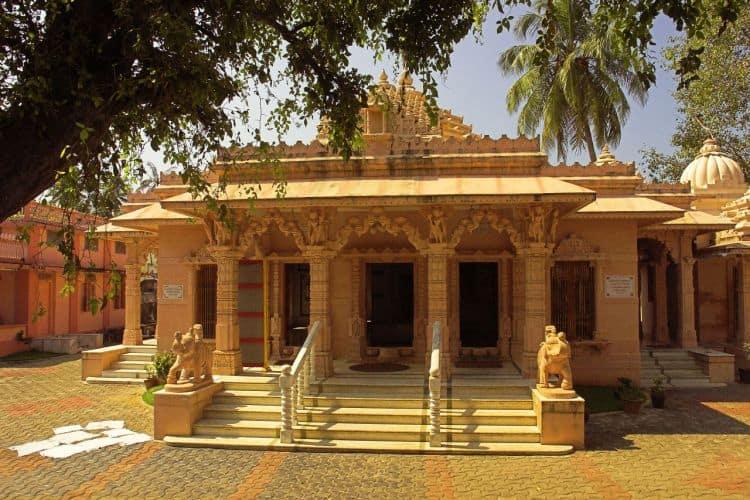 Templu la Fortul Kochi