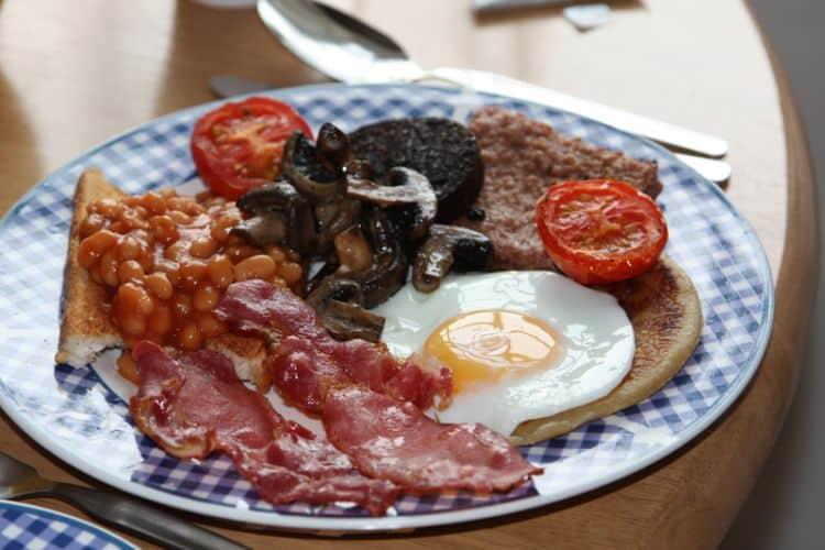 Scotienii obisnuiesc sa nu se zgarceasca la micul dejun