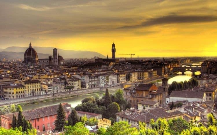 Florenta, principala atractie urbana a Toscanei Lucruri mai putin stiute despre Toscana Lucruri mai putin stiute despre Toscana florenta