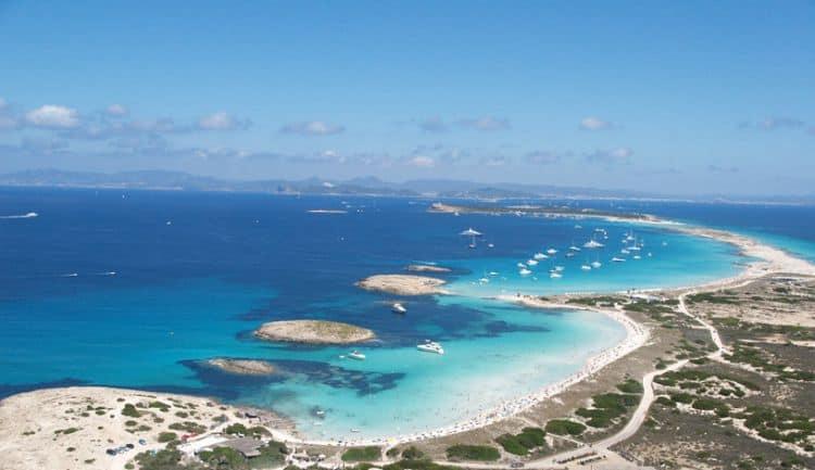 Insula Formentera insule spania Top 10 cele mai frumoase insule din Spania formentera